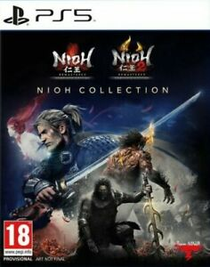 Nioh Collection | PS5 PlayStation 5 BRAND NEW SEALED