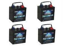4 x 6 Volt Powabloc T145 280 AH Traction Battery (FFP6260)