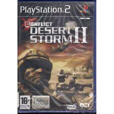 Conflict Desert Storm II Videogioco Playstation 2 PS2 Sigillato 5021290021921