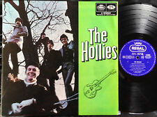 THE HOLLIES - Ultrarare 1966 Aussie REGAL Compilation STEREO LP Release! EX