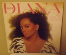 """DIANA ROSS """"WHY DO FOOLS FALL IN LOVE"""" 1981 MOTOWN VINYL LP"""