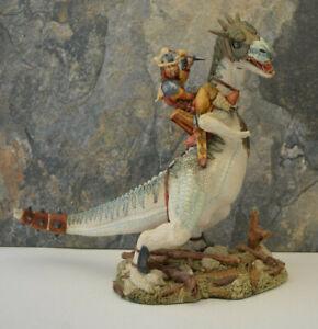 """Enchantica Mythical Dragon GRAKLIN by James Brierley 23.5cm (9.25"""") A/F"""