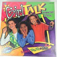 Vintage 1995 GIRL TALK Board Game of Truth or Dare Milton Bradley