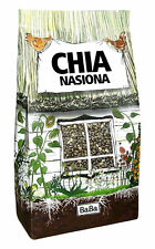 Chia Seeds Raw Whole - Detoxing Superfood BabaFood 1kg (1000g)