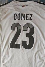 Camiseta Trikot Shirt DEUTSCHLAND Alemania 23 Mario GOMEZ Season 2012 Size M