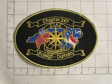 Star Touring & Riding Patch - Raleigh-Durham North Carolina - Chapter 267