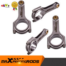 ⭐⭐⭐⭐⭐ MSR For Renault Clio Williams & 2.0 16V Conrods 4340 Connecting Rod Rods