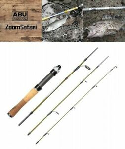 Abu Garcia MASS BEAT EXTREME MES-602XUL Ultra Light Trout Fishing Spinning Rod