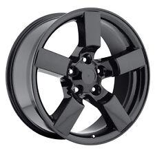 "20"" Gloss Black Ford F150 SVT Lightning Expedition Wheels Set 4 Rims 1997-2004"