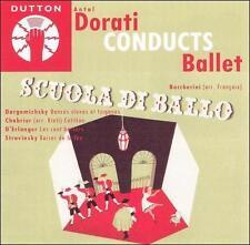 Antal Dorati conducts Ballet - Scuola di BALLO CD LONDON PHILHARMONIC ORCHESTRA