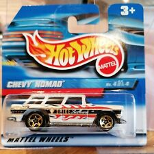 Hot Wheels 1998 Surf N 'Fun Serie #4 Chevy Nomad OVP Short Card 21312
