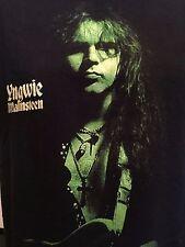 VTG 94 Yngwie Malmsteen 4 Ever Tour Shirt Sz M/L Halen Rock Extreme Metal Guitar