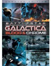 Battlestar Galactica: Blood & Chrome [New DVD] Ac-3/Dolby Digital, Dolby, Slip