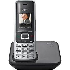 Gigaset S850, analoges Telefon, grau