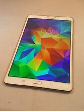 Samsung Galaxy Tab S SM-T705 16GB Wi-Fi + 4G (EE) 8.4in White - FREE POSTAGE