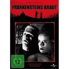 FRANKENSTEINS BRAUT -  DVD NEUWARE BORIS KARLOFF,COLIN CLIVE,ELSA LANCHESTER