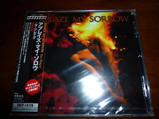 Ablaze My Sorrow / The Plague JAPAN+2 In Flames Dark Tranquillity NEW!!!!! T-A