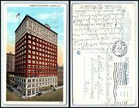 GEORGIA Postcard - Atlanta, Robert Fulton Hotel L29