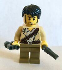 Momie Bandeau 7306 7326 ORIGINAL lego figurine aventuriers Pharoh/'s Quest