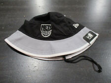 NEW Brooklyn Nets Bucket Hat Cap Adult Extra Large Black NBA Basketball Fishing