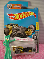 Case K/L 2016 i Hot Wheels Z-Rod #45✰Gold Chrome/Black; pr5✰Super Chromes