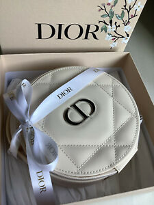 Dior Vanity Pouch Clutch Bag Purse Accessory NEW FALL 2021 VIP