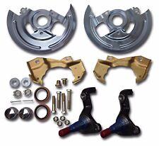 1964 - 1967 chevelle malibu gto front disc brake conversion hard parts kit