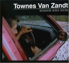 Townes Van Zandt - Rear View Mirror (NEW CD)