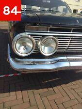 ++Chevrolet Impala SS Kingswood  EU Umrüstung Scheinwerfer E-Prüfzeichen Chevy++