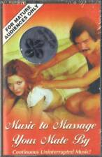 Music to Massage Your Mate By RARE Space Jazz Flute MATURE AUDIENCES CASSETTE