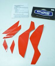 Polaris Snowmobile Handguard Decal Kit 2875589-293