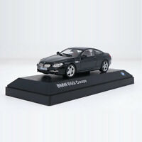 1/43 Scale BMW 650i Coupe Model Car Diecast Vehicle Black Collection Gift New