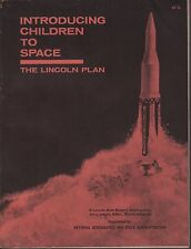 Introducing Children To Space The Lincoln Plan EP-36 Lincoln Area 072117nonDBE4