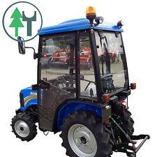 Kabine beheizt für Traktor Solis 20 und Solis 26 Traktorkabine Kleintraktoren
