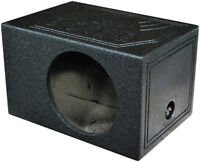 "Qpower Single 12"" Bomb Box Vented"