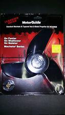 Motor Guide III Tapered Hub 3-Blade Propeller Kit MGA089B Machete Series