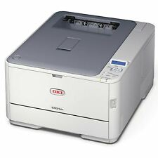 Oki C531dn USB Network Colour Laser Printer C531 531 531dn V1T