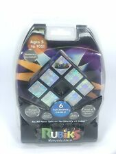 BRAND NEW RUBIK'S Cube Revolution 6 Electronic Games. 2007. Sealed