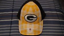 GREEN BAY PACKERS PACKAGE! 2 NEW HATS & PLAYOFF PROGRAM VS WASHINGTON REDSKINS