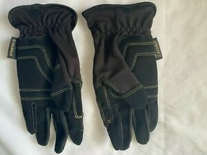 GXMMAT Black Workout Cycling Gloves Unisex Size Large EUC