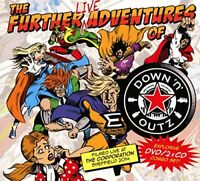 Down 'N' Outz - The Further Live Adventures Of ... [CD]