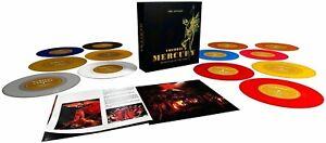 """Freddie Mercury - Messenger of the Gods - 13x7"""" Vinyl Boxset - In Stock"""