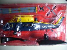 HEL57 WESTLAND WESSEX HAS.3 1:72 IXO NEW HELICOPTER