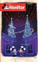 Osborne Family Spectacle Of Dancing Lights Mickey Monitor Passholder Newsletter
