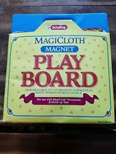 MagiCloth Magnetic Play Board Set Schylling Rugrat 00006000 s Blue's Clues Arthur George