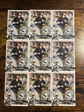 2018 Bowman Nicky Delmonico Rookie Card Lot Of 9! RC #83 Chicago White Sox