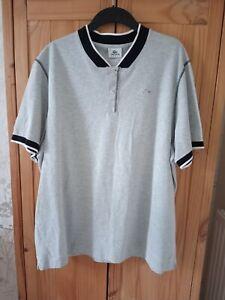 Men's DEVANLAY LACOSTE SPORT polo shirt Size XXL (8)