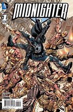 (2015) MIDNIGHTER #1 1:25 BRYAN HITCH Variant Cover!
