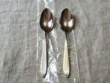 WMF Shadowpoint 2 stainless steel five o'clock spoons