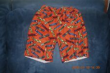 """Boy's """"Faded Glory"""" Pajama Bottoms Size 4-5 (Fair Condition)"""
